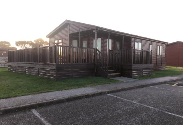 Plot 3 Wendy Lodge, Atlantic Bays, St. Merryn, Padstow, Cornwall