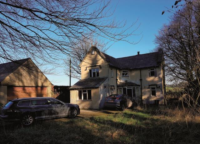 Hengar Lodge, St. Tudy, Bodmin, Cornwall