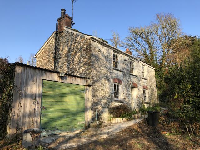 Lanvean Cottage, Lanvean, St. Mawgan, Newquay, Cornwall