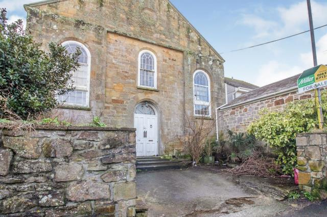 The Old Chapel, 2a Stanways Road, Newquay, Cornwall
