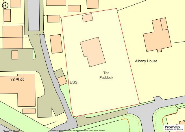 The Paddock, Harts Lane, Exeter