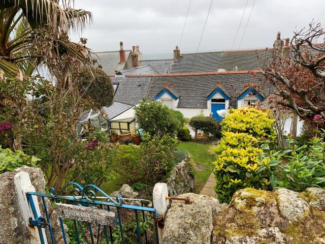 St Clements Cottage, St. Clements Terrace, Mousehole,cornwall