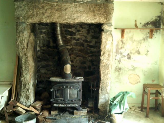 1 Burras Row, Burras, Wendron, Helston, Cornwall
