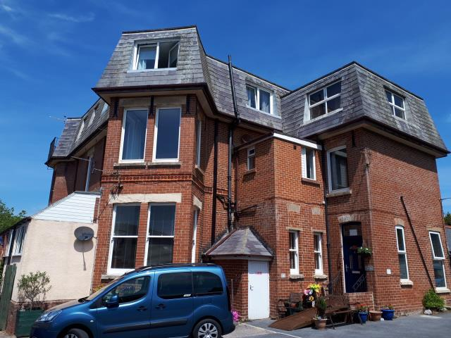Flat 6, The Moorings, Maer Lane, Exmouth, Devon