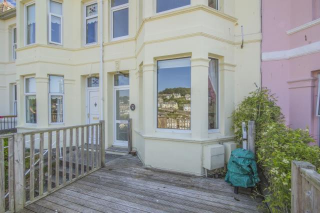 Flat 1, 6 Wesley Terrace, Looe, Cornwall