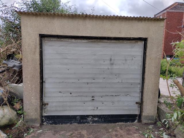 Garage At Merritt Road, Paignton, Devon