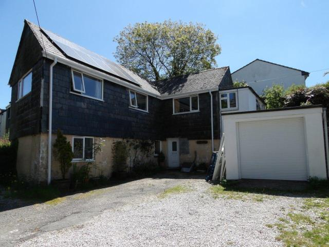 Croftside, Fore Street, St. Cleer, Liskeard, Cornwall