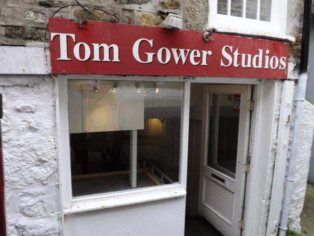 Tom Gower Studios, Lifeboat Hill, St. Ives, Cornwall