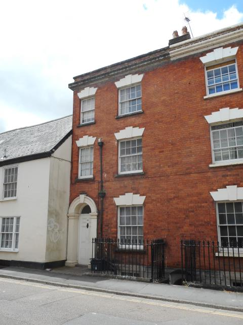 38 St. Peter Street, Tiverton, Devon
