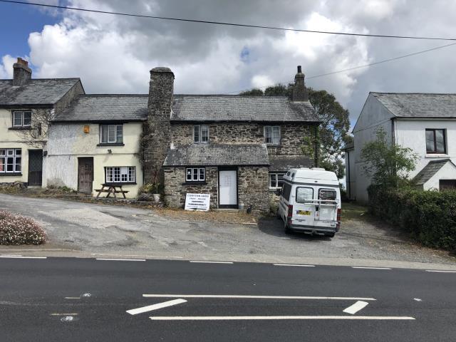The Coryton Arms, St. Mellion, Saltash, Cornwall