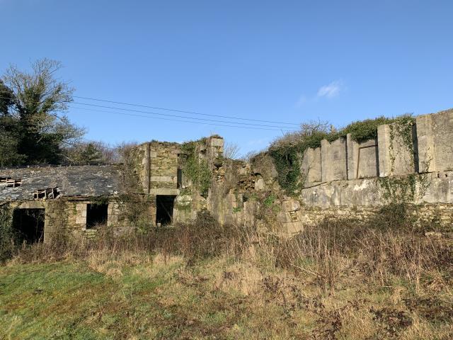 Barns At Roskymer Barton, Rosevear Hill, Helston, Cornwall