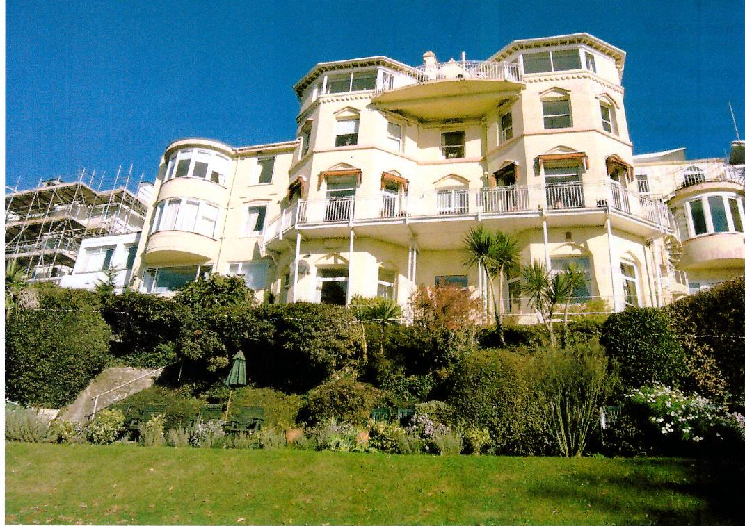 Flat 5, Bay Fort Mansions, Warren Road, Torquay