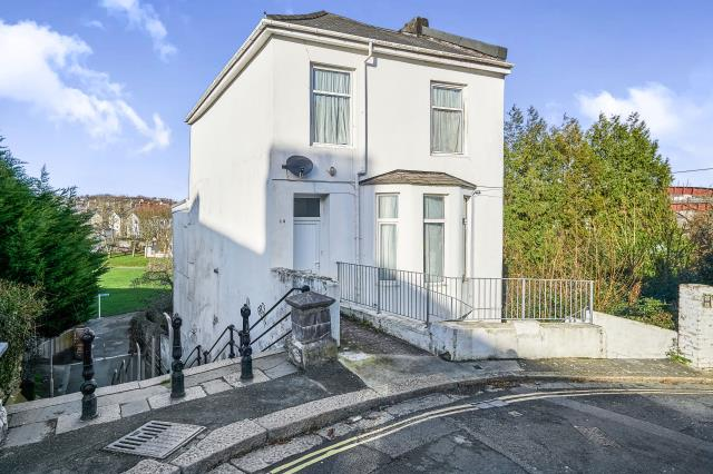 12 & 12a Haystone Place, Plymouth