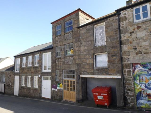The Framing Studio, Bread Street, Penzance, Cornwall