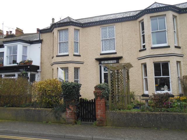 Valetta, 8 Brunswick Place, Dawlish, Devon